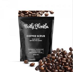 Coffee Scrub Body Blendz